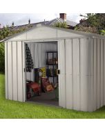Store All Apex Metall Shed ZGEY 10x13