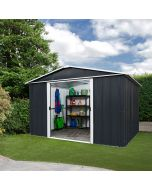 Castleton Metal Shed AEYZ 10x8