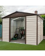 Shiplap Metal Shed TBSL 10x12