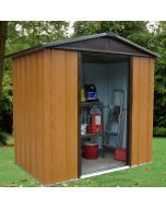 Woodview Premium Metal Shed WGY 6x5